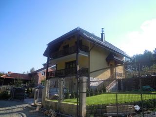 Planinska kuća GOČ - vile na Goču