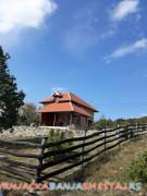 Planinska kuća Radulović - vikendice na Goču
